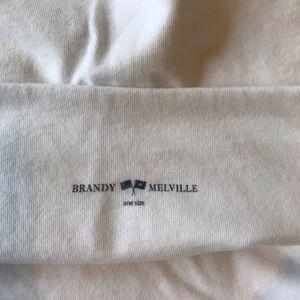 Brandy Melville Tops - Brandy Melville Tube Top
